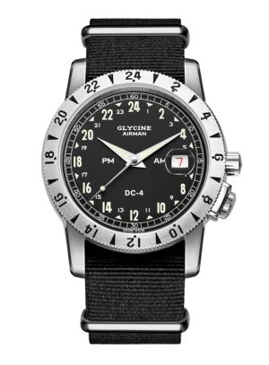 GLYCINE AIRMAN DC4 PURIST – GL0072