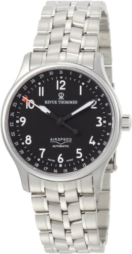REVUE THOMMEN AIRSPEED CLASSIC – 16005.2137