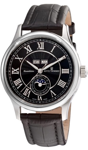 REVUE THOMMEN MOONPHASE - 16066.2537