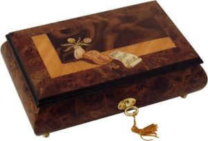 REUGE ALLEGRO – AXA.36.5134.000 – JEWELRY MUSIC BOX