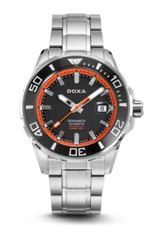DOXA INTO THE OCEAN – D127SBO