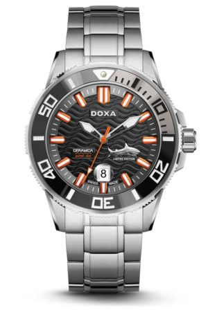 DOXA INTO THE OCEAN SHARK – D196SGY