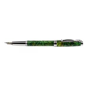 CLEO-SKRIBENT NATURA GREEN FOUNTAIN PEN – 28000-1-2