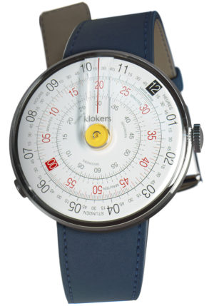 KLOKERS KLOK-01 YELLOW/BLUE – KLOK-01-D1