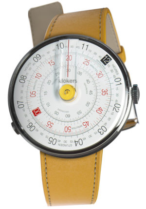 KLOKERS KLOK-01 YELLOW/YELLOW- KLOK-01-D1