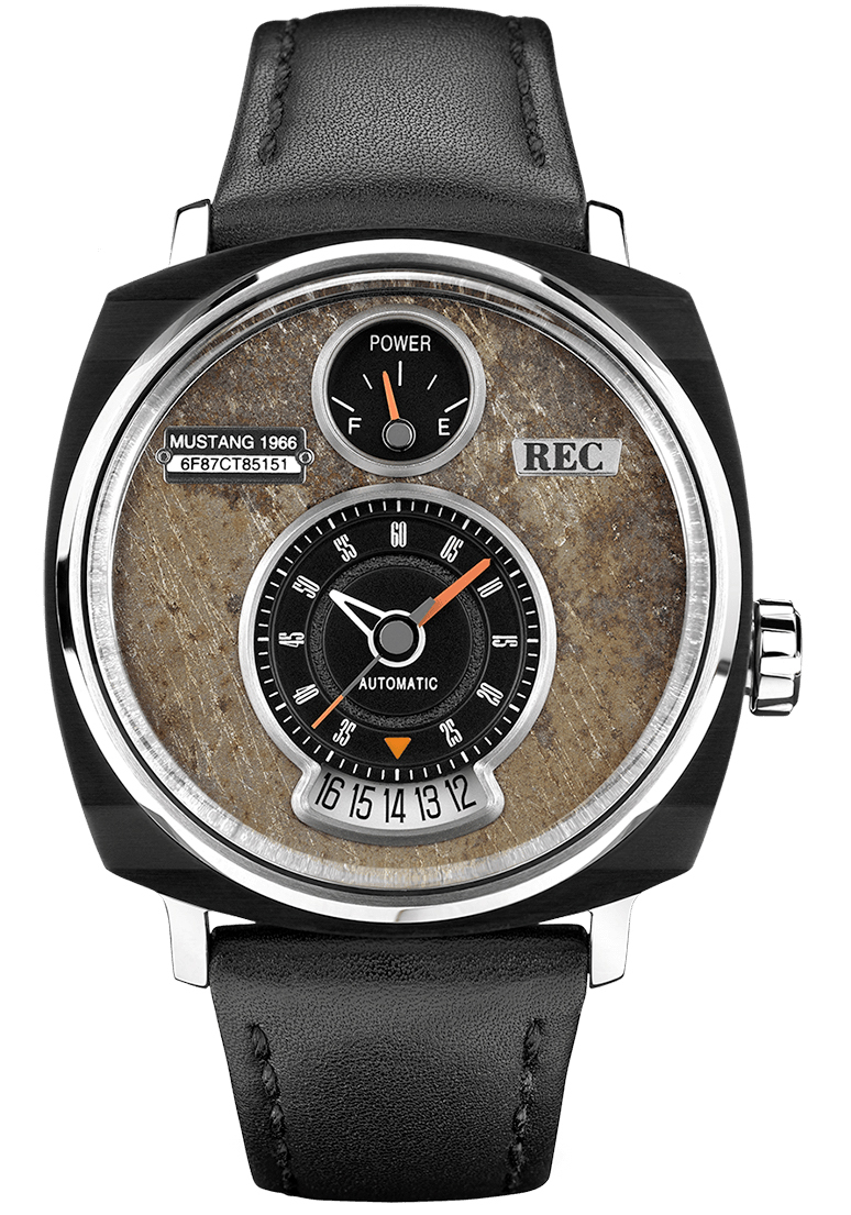 Rec watches p 51 ford mustang automatic p 51 01