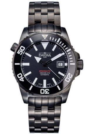 DAVOSA ARGONAUTIC BLACK PVD 300M DIVER 42MM AUTOMATIC – 161.49.880