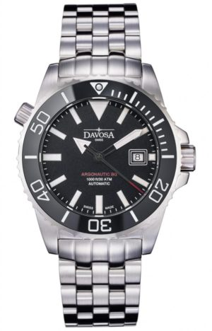 DAVOSA ARGONAUTIC BG 300M DIVER BLACK 42MM AUTOMATIC – 161.522.20