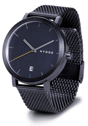 HYGGE 2203 ALL BLACK MESH SERIES HGE-02-062