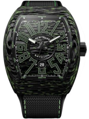 FRANCK MULLER VANGUARD CARBON KRYPTON – V45 SC DT KRYPTON CARBON NR