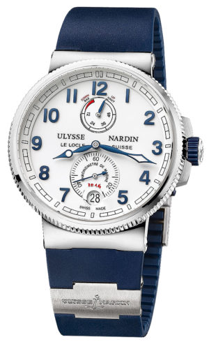 ULYSSE NARDIN MARINE CHRONOMETER MANUFACTURE 43MM – 1183-126-3/60