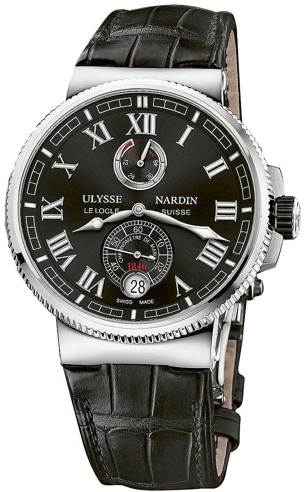 Ulysse nardin marine chronometer /43 розничная цена: €.