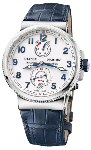 ULYSSE NARDIN MARINE CHRONOMETER MANUFACTURE 43MM – 1183-126/60