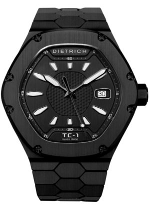 DIETRICH TIME COMPANION 1 – TC-1  PVD BLACK