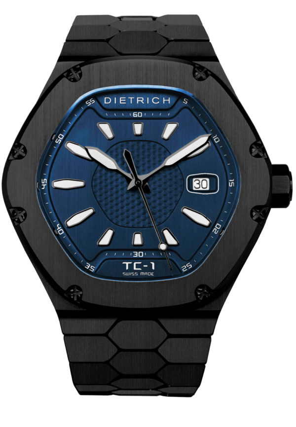 DIETRICH TIME COMPANION 1 – TC-1 PVD BLUE