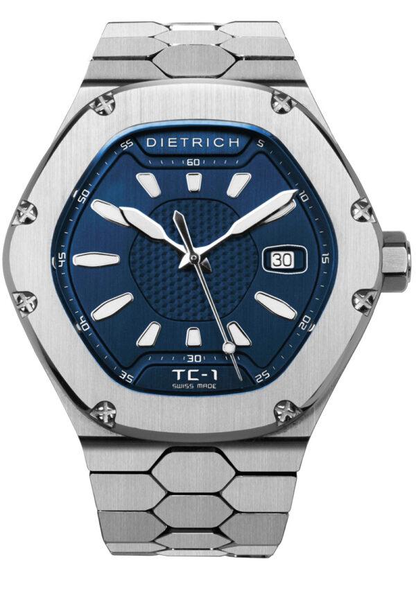 DIETRICH TIME COMPANION 1 – TC-1 SS BLUE