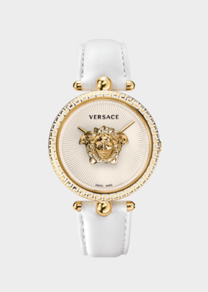 VERSACE EMPIRE PALAZZO WHITE LADY WATCH – VCO040017