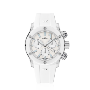 EDOX CO-1 CHRONOLADY 38MM QUARTZ CHRONOGRAPH – 10225-3B-BIN