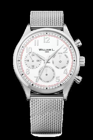 WILLIAM L. VINTAGE CALENDAR WATCH – WLAC03BOMM
