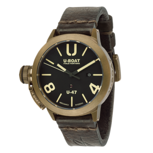 U-BOAT U-47 BRONZE WATCH – 7797