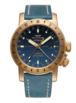 GLYCINE AIRMAN 44 BRONZE – GL0167
