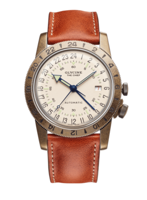 "GLYCINE AIRMAN VINTAGE ""THE CHIEF"" – GL0245"