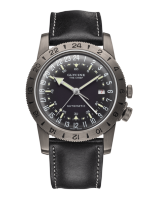"GLYCINE AIRMAN VINTAGE ""THE CHIEF"" – GL0246"