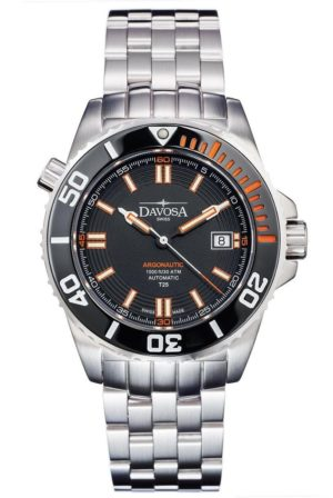 "DAVOSA ARGONAUTIC LUMIS 42 MM 300 M AUTOMATIC ""TRITIUM""- 161.509.60"