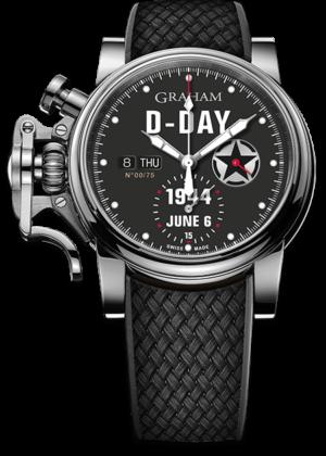 GRAHAM CHRONOFIGHTER VINTAGE D-DAY – 2CVAS.B30A