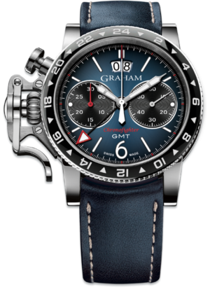 GRAHAM CHRONOFIGHTER VINTAGE GMT – 2CVBC.U02A