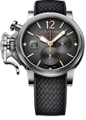 GRAHAM CHRONOFIGHTER GRAND VINTAGE – 2CVDS.B25A