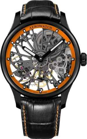 AEROWATCH RENAISSANCE SKELETON – 50981 NO18