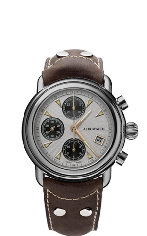 AEROWATCH 1942 AUTOMATIC CHRONOGRAPH – 61901 AA09 S