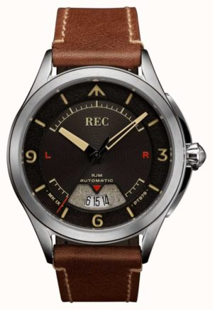 "REC RJM ""Spitfire"" AUTOMATIC WATCH – RJM-02"